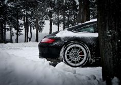 Winter Warmer  Starring the Porsche 911 Carrera 4S (997) on OZ wheels