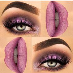 Makeup Looks von MakeupThang - Lip Make Up Eye Makeup Tips, Makeup Goals, Makeup Trends, Skin Makeup, Makeup Inspo, Eyeshadow Makeup, Makeup Art, Beauty Makeup, Makeup Ideas
