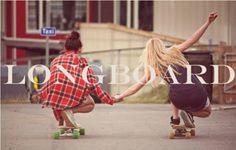 Les Planches À Roulettes: Longboard Girls Crew