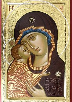 Byzantine Icons, Orthodox Icons, Sacred Art, Virgin Mary, Madonna, Opera, Mona Lisa, Statue, Artwork