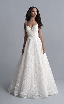 Wedding Dresses & Gowns | Disney's Fairy Tale Weddings & Honeymoons Disney Wedding Dresses, Princess Wedding Dresses, Disney Weddings, Sparkle Wedding Dresses, Tiana, Bridal Gowns, Marie, Ball Gowns, Allure Bridals