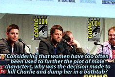 """How he answered 