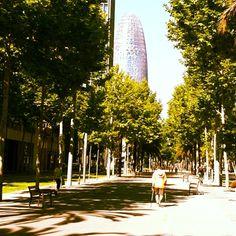 Barcelona con Niños por María José Cayuela de Blogmodabebé
