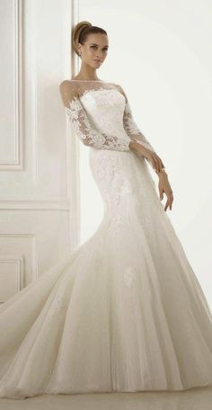 A collection of stunning Winter Wedding Dresses