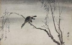 kim-hong-do-bird-on-the-tree.jpg 480×305 pixels