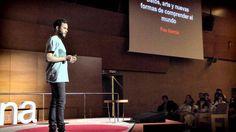 Datos, arte y nuevas formas de comprender el mundo | Pau Garcia | TEDxBa...