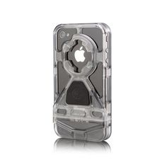 Rokbed V3 iPh4 Case & Magnet Clr, $32, now featured on Fab.