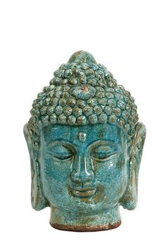 Meditative Buddha Sculpture  by Decorate and Organize in Style on @HauteLook