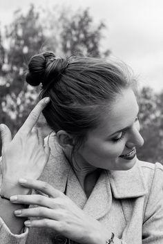 Катя в моём объективе. 2014