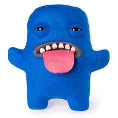 6326b514c7f01f Fuggler Funny Ugly Monster 9 Oogah Boogah Plush Creature with Teeth - Blue