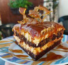 Greek Desserts, Nutella, Tiramisu, Sweet Tooth, Dessert Recipes, Cooking Recipes, Chocolate, Cake, Ethnic Recipes