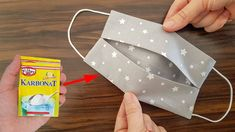 Face Mask Sewing Tutorial / How to make Face Mask with Filter Pocket / DIY Cloth Face Mask - Free Online Videos Best Movies TV shows - Faceclips Sewing Patterns Free, Sewing Tutorials, Sewing Crafts, Sewing Projects, Sewing Diy, Hand Sewing, Easy Face Masks, Diy Face Mask, Diy Couture