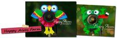 Adorable lens bling for child photgraphers! Happy Acres Farm