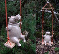 Swingin'Po by Hippopottermiss