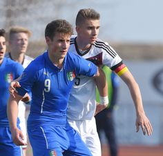 U16 Italy v U16 Germany