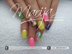 jasmina by marija7 - Nail Art Gallery nailartgallery.nailsmag.com by Nails Magazine www.nailsmag.com #nailart