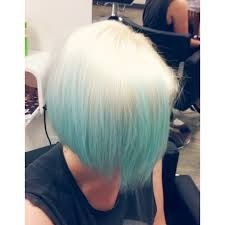 Image result for mint hair