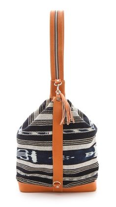 Stela 9 Sol Convertible Backpack ~ one strap or two? #boho #style