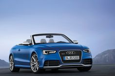 December 2012 - Complementing the beauty and brawn of the RS 5 silhouette with a fast-acting lightweight fabric roof the new open-top will arguably offer the very best environment in which to savour the red-blooded 4.2-litre V8 shared with the RS 4 Avant.