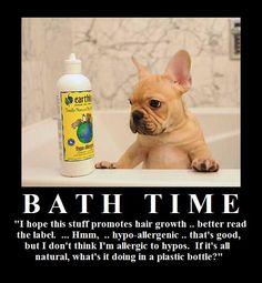 Bath Time... lol lol..se