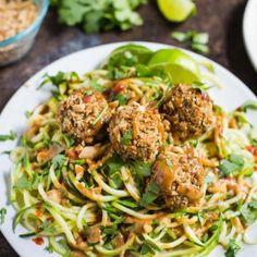 Thai Quinoa Meatballs-7