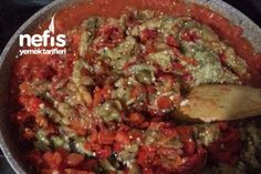 Kış Hazırlığı Kahvaltılık Patlıcan Mükemmel Pavlova, Guacamole, Pickles, Food And Drink, Yummy Food, Chicken, Ethnic Recipes, Facebook, Salta