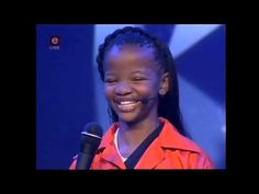 Botlhale Boikanyo, winner of South Africa's Got Talent performs a tribute to Nelson Mandela. Her original poem is so beautiful and inspiring; it's hard to believe she was only 11 years old at the time this was filmed! Inspirational Videos For Students, Black Presidents, Nobel Peace Prize, Youth Ministry, Nelson Mandela, Former President, Spoken Word, Poems, School Videos