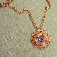 In our NYFW suitcase: statement jewels by Oscar de la Renta. MATCHESFASHION.COM #MATCHESFASHION