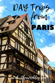 Plan your Best Day Trips from Paris with all detail about how to reach them from Paris. Go for a Perfect Weekend getaway from Paris by reading this article
