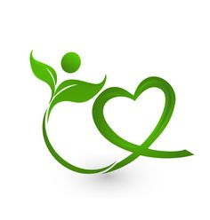 On Giving Tuesday, here are 12 charities working to protect nature, provide safe water, reduce toxic chemicals, and stop climate change. Free Vector Images, Vector Free, Nature Verte, Giving Tuesday, Medical Logo, Clip Art, Green Purse, Heart Logo, Green Nature