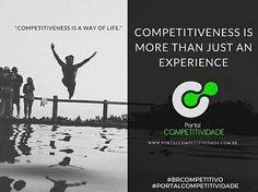 A COMPETITIVIDADE É MAIS DO QUE APENAS UMA EXPERIÊNCIA./// #inovação #inovacao #brasil #brazil #competitividade #empreendedorismo #entrepreneurship #industria #startups #startups #economia #educacao #comercioexterior #exportação #exportacao #tecnologia #portalcompetitividade #finance #empresa #business #industry #brasilcompetitivo #empresario #innovation #infraestrutura #desenvolvimento #pib #moddobusiness #economy #brcompetitivo A Way Of Life, Start Ups, New Market, Marketing, Overhead Press, Entrepreneurship, Brazil, Tecnologia