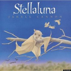 tellaluna is the tender story of a lost young bat who finally finds her way safely home to her mother and friends. This award-winning book by Janell Cannon has sold over 500,000 copies and was on the bestseller list for more than two years. -- Goodreads