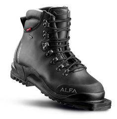 Alfa Footwear: BC 75 ADVANCE GTX M - The ski boot for the advanced outdoor enthusiast who won't let weather stand in their way.