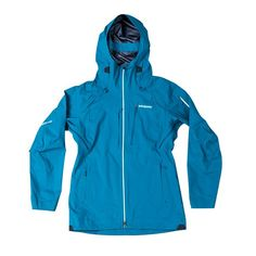 2015 Powder Magazine Skiers Choice - Women's Apparel: 2015 Patagonia PowSlayer. GoreTex PRO fabric, Waterproof, Windproof and Breathable. A technical jacket with a low profile...oh and super cute.