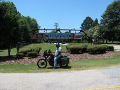 Ride to the NC Transportation Museum in Spencer, NC