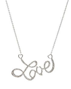 rue21 : LARGE LOVE NECKLACE