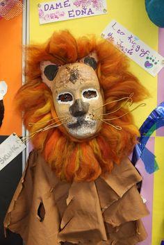 Grade 6 Paper Mache Masks 2008 | Visual Arts @ Taylors Lakes Primary School