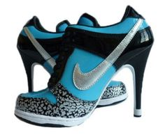 Hahaha my kinda nike shoe(;