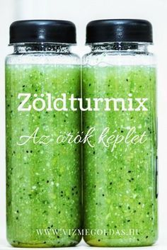 Egészséges receptek - Az örök képlet, amire a zöld turmix elkészítéséhez szükséged van Mexican Food Recipes, Diet Recipes, Healthy Recipes, Fun Drinks, Healthy Drinks, Healthy Nutrition, Smoothie Mix, Vegetable Side Dishes, Alcohol Free