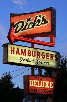 Weedist Destinations: Dicks Drive-In, a Seattle Icon | Dicks Drive-In is a well-known Seattle icon and a top Weedist destination. With only six locations in existence, all but one of which are located within Seattle city limits, you can only enjoy the unique flare and style in the rainy city or in the nearby city of Edmonds.
