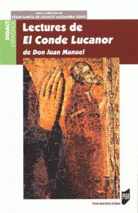 Lectures de El Conde Lucanor de Don Juan Manuel http://catalogues-bu.univ-lemans.fr/flora_umaine/jsp/index_view_direct_anonymous.jsp?PPN=180631284