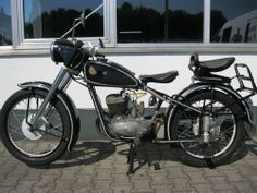 Torpedo M 150 with Sachs-engine (1953)