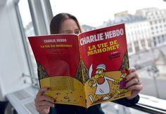 ... satirical magazine 'Frank' to publish 'Charlie Hebdo' cartoons