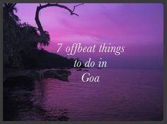 7 offbeat things to do in Goa in Monsoon