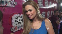 Luz Elena González asegura que estuvo con Rafael Amaya y Luis Miguel al mismo tiempo (VIDEO)