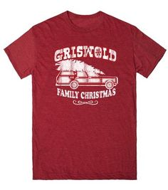 Griswold Family Christmas (Red)