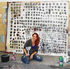 Atelier – Conny Niehoff-Malerei