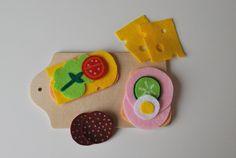 Schlemmerplatte Frühstück für die Kinderküche