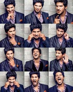 "Hottie (@dulquer_salmaan_addicts) on Instagram: ""#Dulquer #dq #expressions #stylish"""