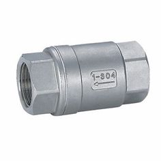 """11.95$  Watch here - http://aliaps.shopchina.info/go.php?t=32669152860 - """"DN32 1-1/4"""""""" BSP Female Thread 304 Stainless Steel Inline Spring Valve Non-return One way Valve 229 PSI""""  #magazineonlinewebsite"""